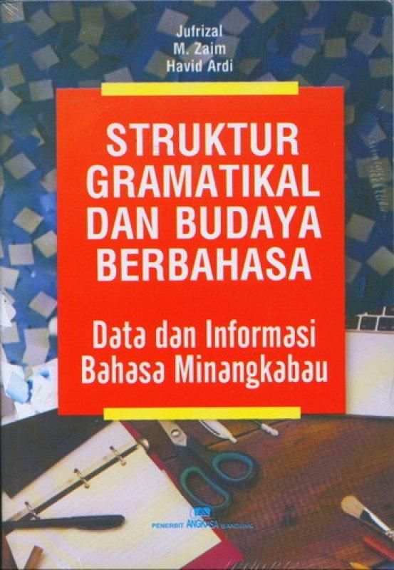 Cover Buku Struktur Gramatikal dan Budaya Berbahasa