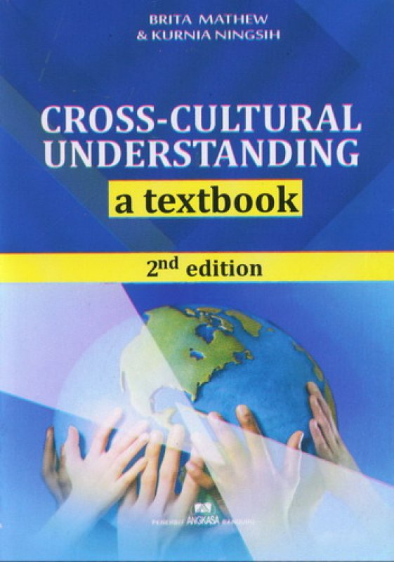 Cover Buku Cross-Cultural Understanding a Textbook 2nd edition