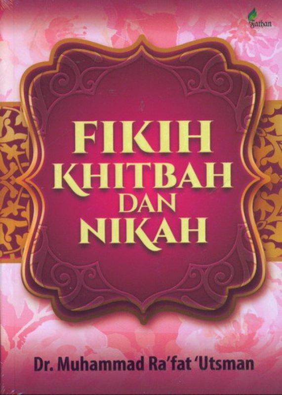 Cover Buku Fikih Khitbah dan Nikah