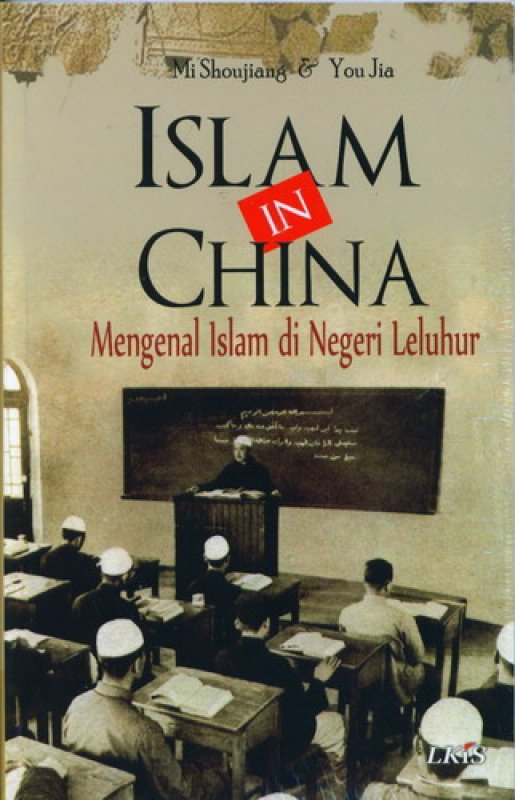 Cover Buku Islam in China (Dist Palapa)