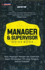 Manager & Supervisor - Guide Book
