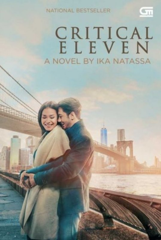 Cover Buku Critical Eleven (Movie Tie-In Edition)