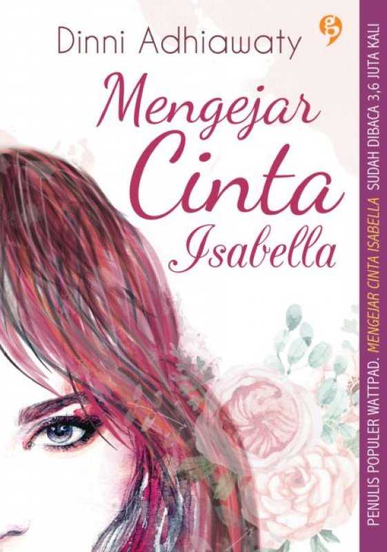 Cover Buku Mengejar Cinta Isabella