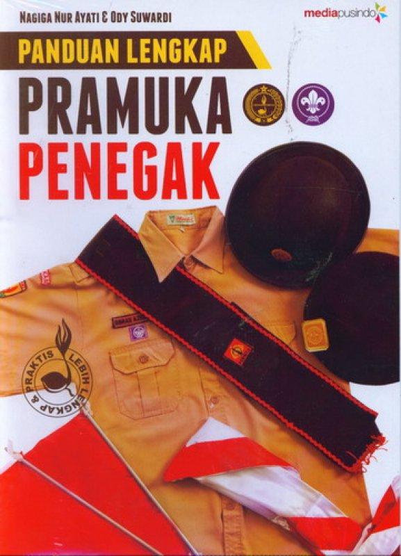 Cover Buku Panduan Lengkap Pramuka Penegak