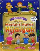 Buku Ajaib Jago Menulis Huruf Hijaiyah