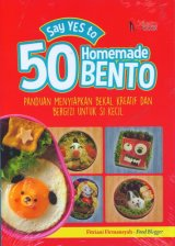 Say Yes to 50 Homemade Bento