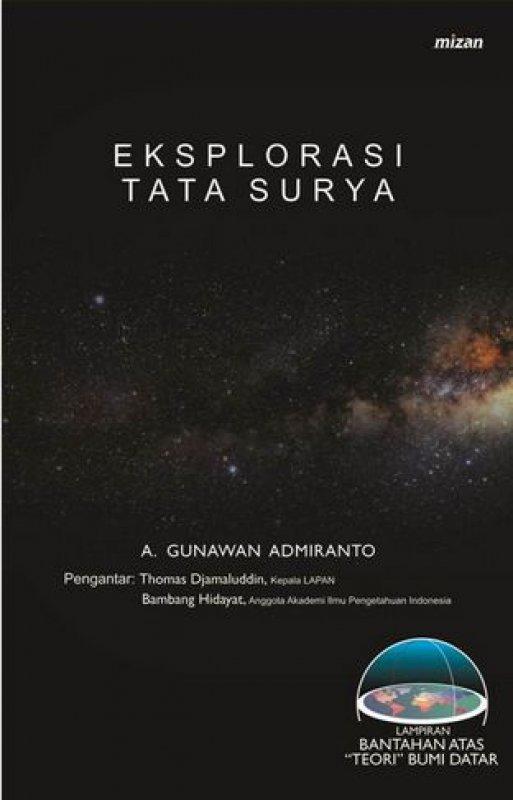 Cover Buku EKSPLORASI TATA SURYA