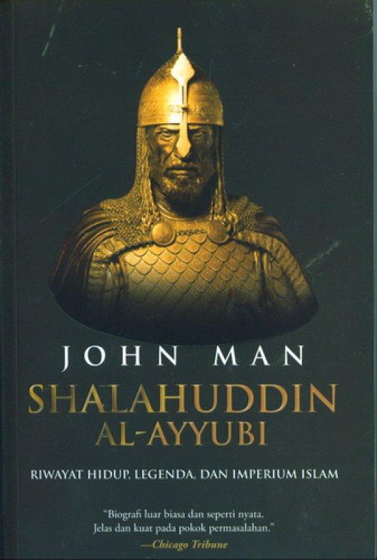 Cover Buku Shalahuddin Al-Ayyubi