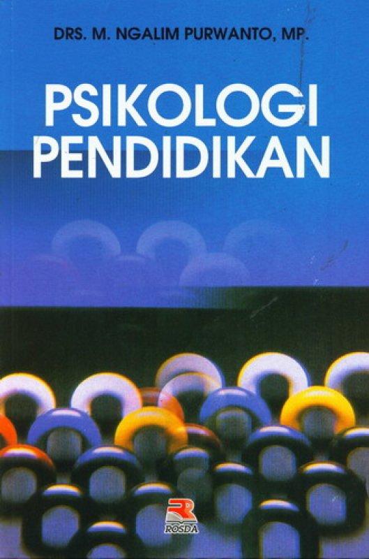 Cover Buku Psikologi Pendidikan - M. Ngalim