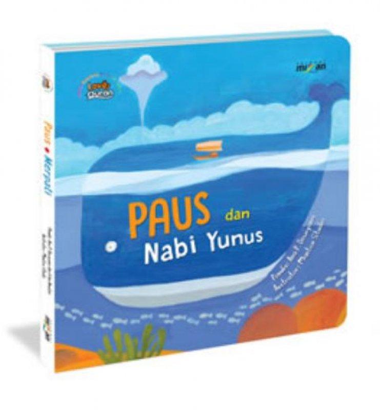 Cover Buku Paus dan Nabi Yunus
