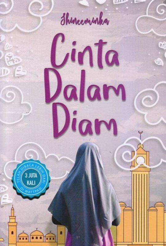 Cover Buku Cinta Dalam Diam