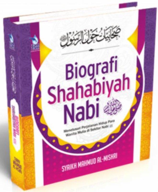 Cover Buku Biografi Shahabiyah Nabi