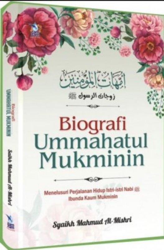 Cover Buku Biografi Ummahatul Mukminin (HC)