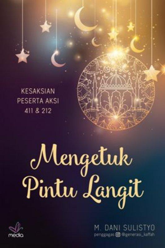 Cover Buku Mengetuk Pintu Langit