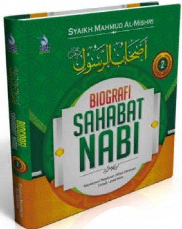 Cover Buku Biografi Sahabat Nabi ( 2 ) HC