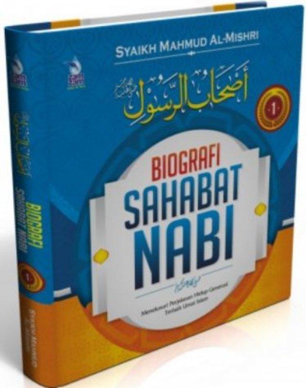 Cover Buku Biografi Sahabat Nabi ( 1 ) HC