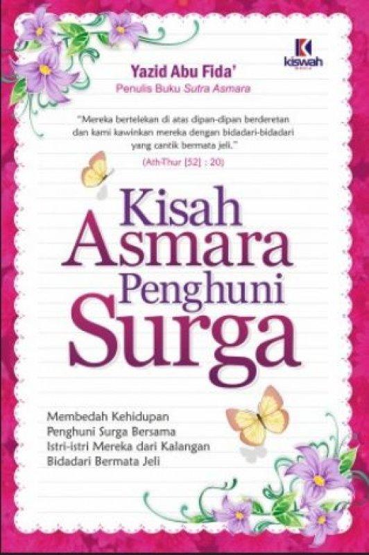 Cover Buku Kisah Asmara Penghuni Surga