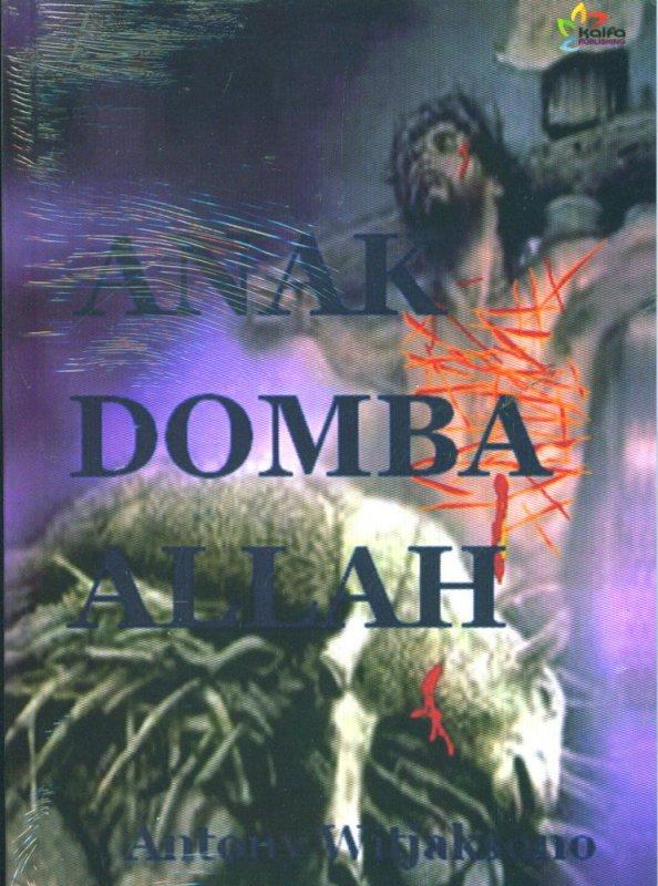 Cover Buku Anak Domba Allah