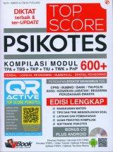 TOP SCORE PSIKOTES KOMPILASI MODUL 600+