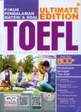 ULTIMATE EDITION TOEFL