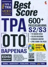 BEST SCORE TPA OTO BAPPENAS 600+