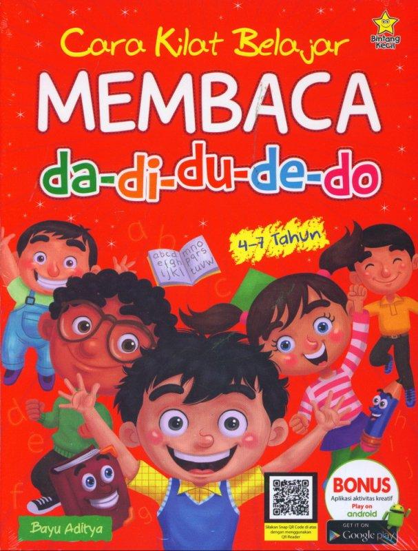 Cover Buku Cara Kilat Belajar MEMBACA da-di-du-de-do