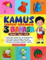 KAMUS LENGKAP BERGAMBAR 3 BAHASA INDONESIA-INGGRIS-ARAB
