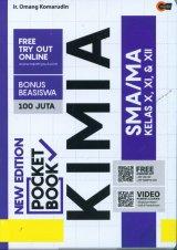 NEW EDITION POCKET BOOK KIMIA SMA/MA KELAS X,XI,XII (Promo Best Book)