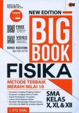 NEW EDITION BIG BOOK FISIKA SMA KELAS X,XI,XII (Promo Best Book)
