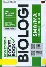 NEW EDITION POCKET BOOK BIOLOGI SMA/MA KELAS X,XI,XII (Promo Best Book)