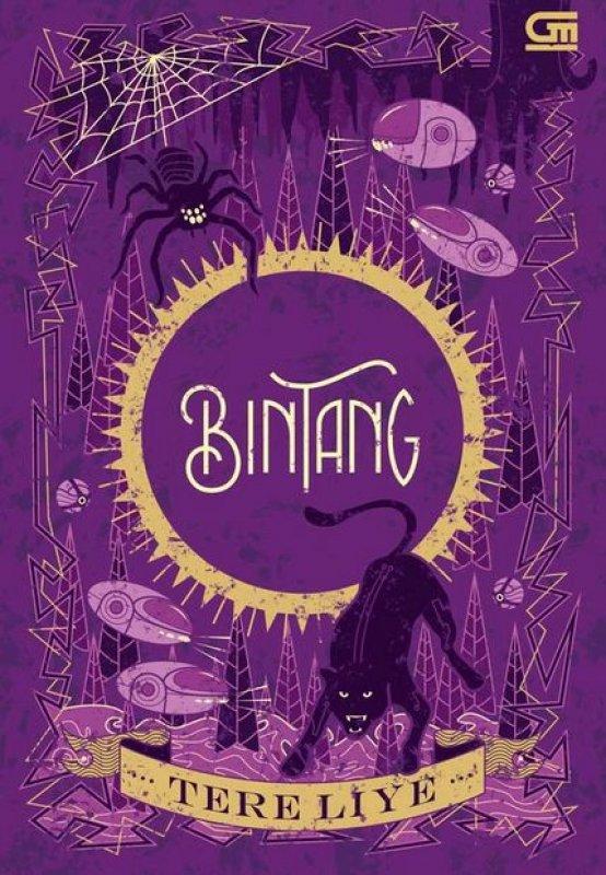 Cover Buku Bintang