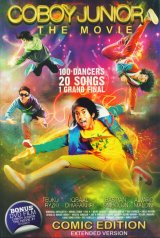 COBOY JUNIOR THE MOVIE - COMIC EDITION [BONUS DVD FILM]