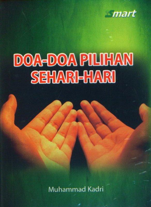 Cover Buku Doa-Doa Pilihan Sehari-Hari