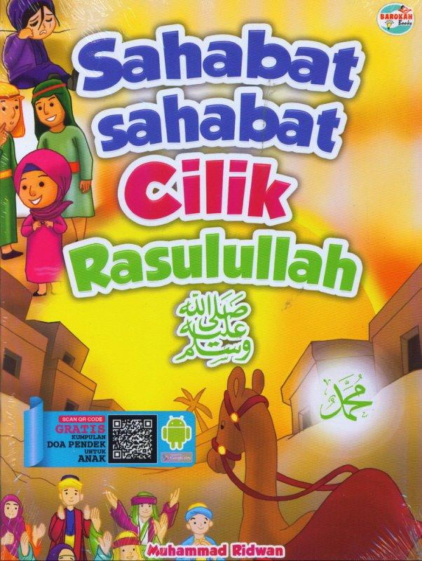 Cover Buku Sahabat-Sahabat Cilik Rasulullah