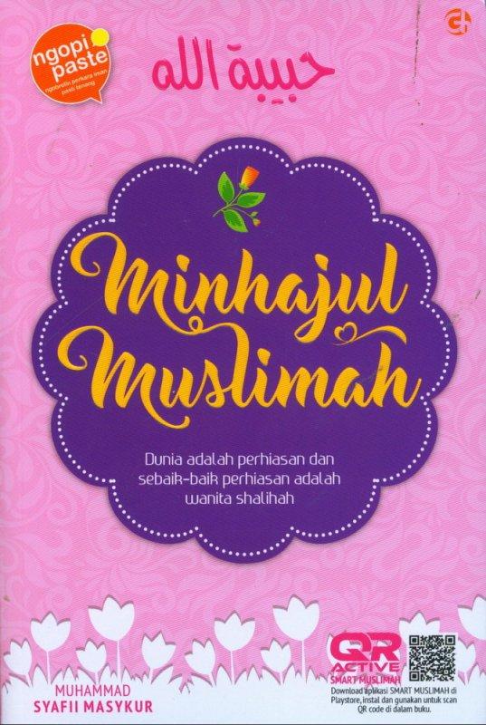Cover Buku Minhajul Muslimah