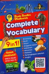 Complete Vocabulary 9 in 1