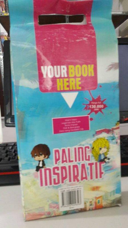 Cover Buku Box Paket 5 Novel Anak Paling Inspiratif