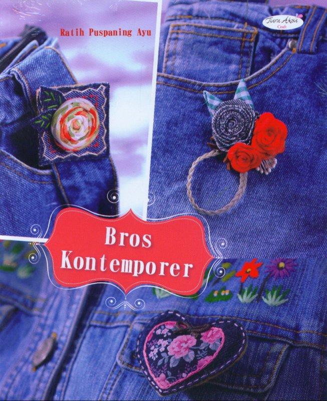 Cover Buku Bros Kontemporer