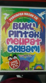 Buku Pintar Melipat Origami [full color & full picture]