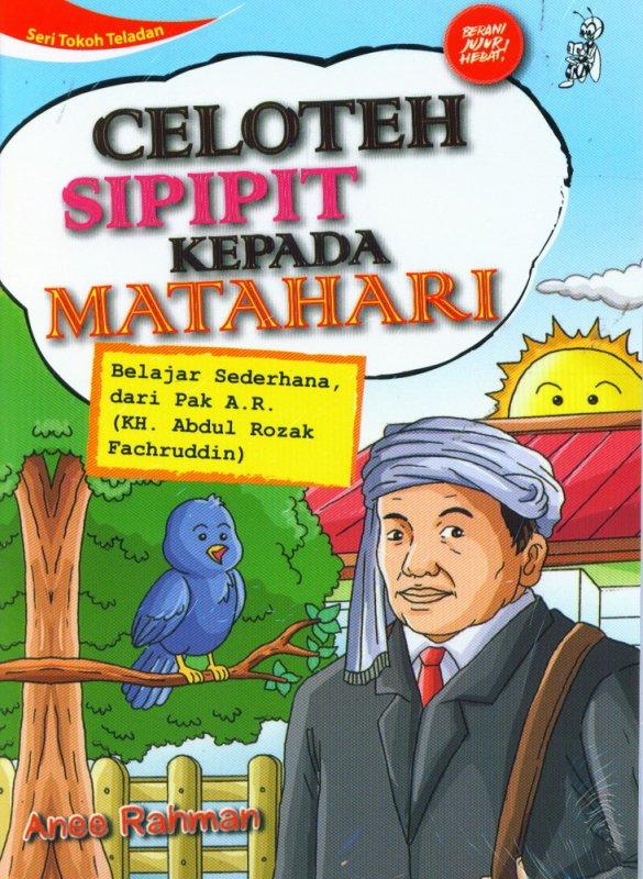 Cover Buku Celoteh Sipipit Kepada Matahari