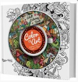 Adult Coloring Book: Color Of Art (special offer diskon 50)