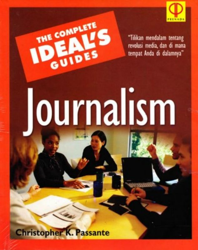 Cover Buku The Complete Ideals Guides: Journalism (Disc 50%)