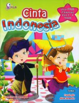 Cinta Indonesia Untuk PAUD Usia 3-4 Tahun (BK)