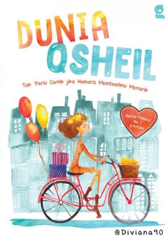 Cover Buku Dunia Qsheil