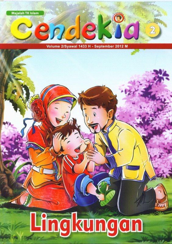Cover Buku Majalah Cendekia Lingkungan Volume 02| September 2012 (BK) (Disc 50%)