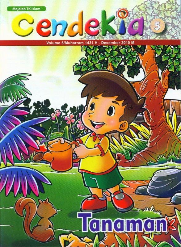 Cover Buku Majalah Cendekia Tanaman Volume 05| Desember 2010 (BK) (Disc 50%)