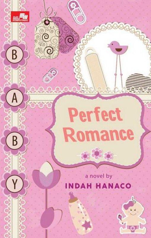 Cover Buku Perfect Romance