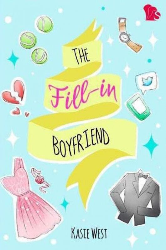 Cover Buku The Fillin Boyfriend