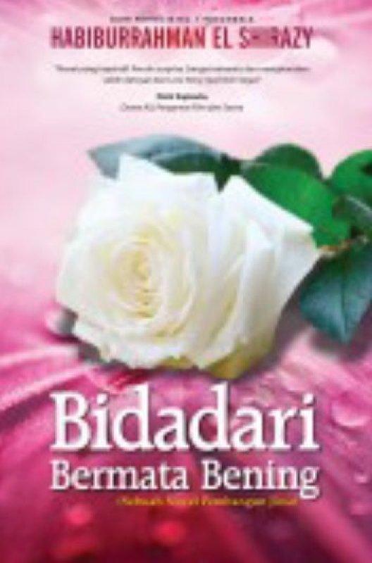 Cover Buku Bidadari Bermata Bening (BK)