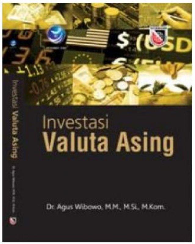Cover Buku Investasi Valuta Asing